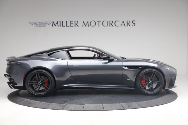 Used 2019 Aston Martin DBS Superleggera for sale $279,990 at Alfa Romeo of Westport in Westport CT 06880 8