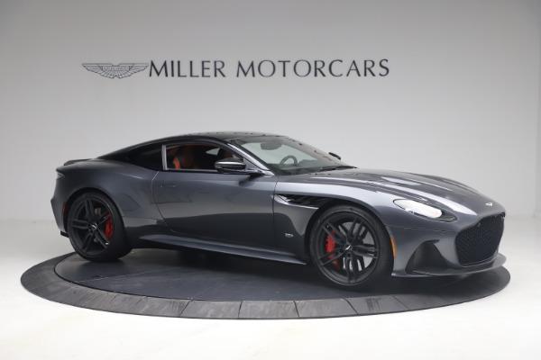 Used 2019 Aston Martin DBS Superleggera for sale $279,990 at Alfa Romeo of Westport in Westport CT 06880 9