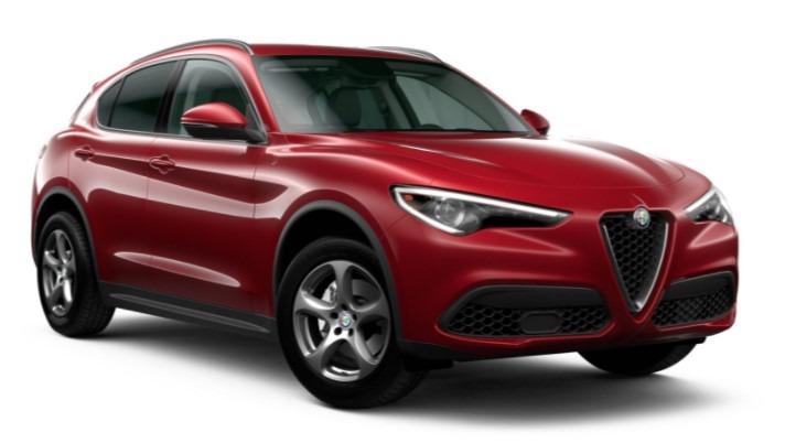 New 2021 Alfa Romeo Stelvio Sprint for sale $44,745 at Alfa Romeo of Westport in Westport CT 06880 1