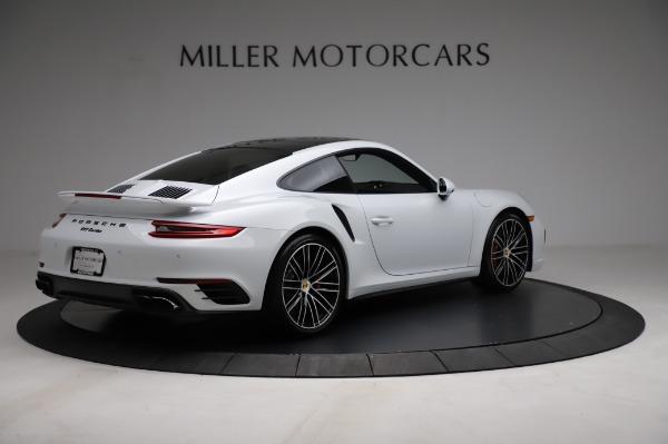 Used 2018 Porsche 911 Turbo for sale $159,990 at Alfa Romeo of Westport in Westport CT 06880 10