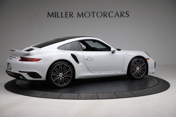 Used 2018 Porsche 911 Turbo for sale $159,990 at Alfa Romeo of Westport in Westport CT 06880 11