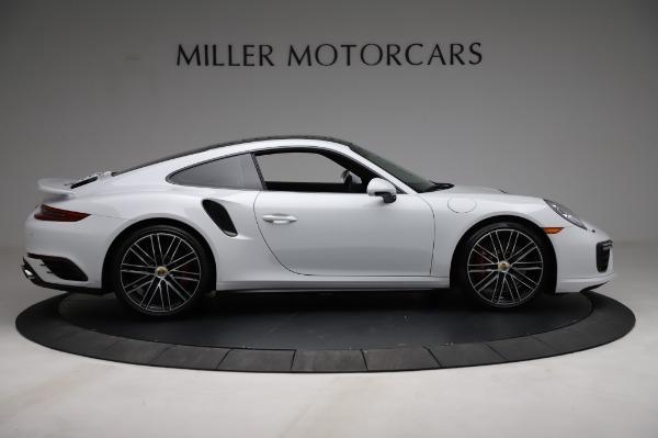 Used 2018 Porsche 911 Turbo for sale $159,990 at Alfa Romeo of Westport in Westport CT 06880 12