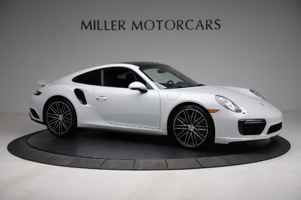 Used 2018 Porsche 911 Turbo for sale $159,990 at Alfa Romeo of Westport in Westport CT 06880 13