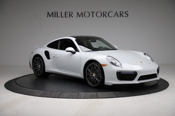 Used 2018 Porsche 911 Turbo for sale $159,990 at Alfa Romeo of Westport in Westport CT 06880 14