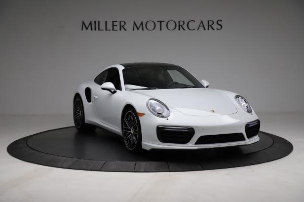 Used 2018 Porsche 911 Turbo for sale $159,990 at Alfa Romeo of Westport in Westport CT 06880 15