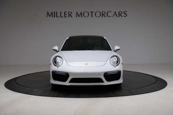 Used 2018 Porsche 911 Turbo for sale $159,990 at Alfa Romeo of Westport in Westport CT 06880 16