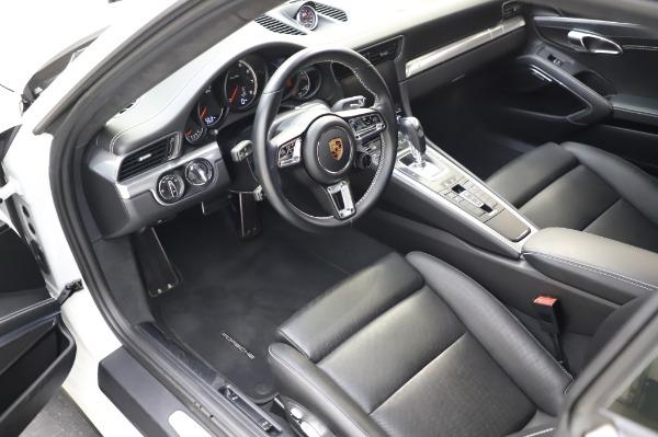 Used 2018 Porsche 911 Turbo for sale $159,990 at Alfa Romeo of Westport in Westport CT 06880 17