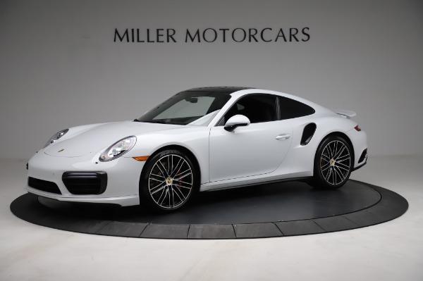 Used 2018 Porsche 911 Turbo for sale $159,990 at Alfa Romeo of Westport in Westport CT 06880 2