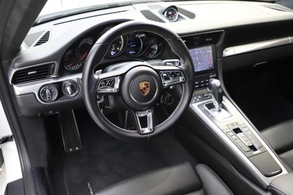 Used 2018 Porsche 911 Turbo for sale $159,990 at Alfa Romeo of Westport in Westport CT 06880 22