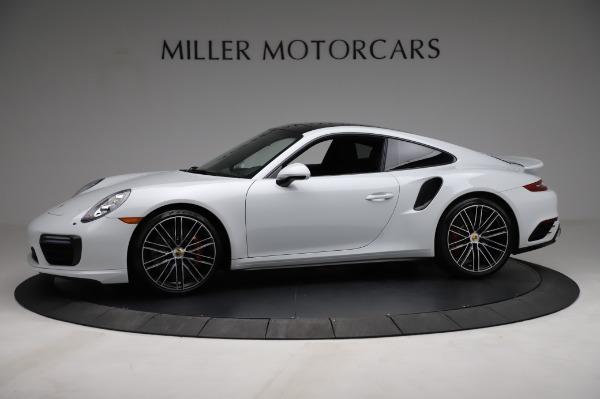 Used 2018 Porsche 911 Turbo for sale $159,990 at Alfa Romeo of Westport in Westport CT 06880 3