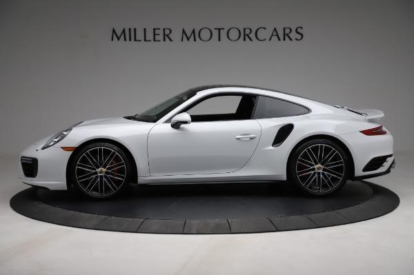 Used 2018 Porsche 911 Turbo for sale $159,990 at Alfa Romeo of Westport in Westport CT 06880 4