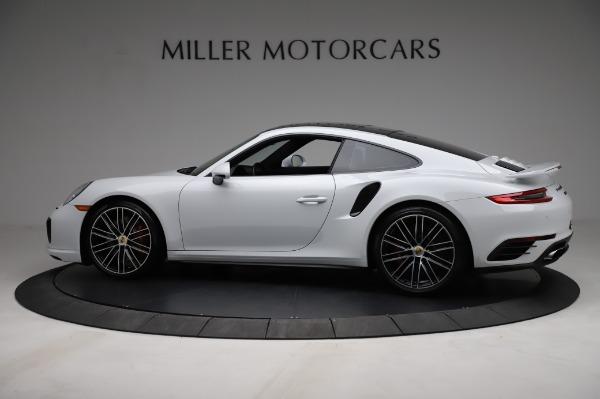 Used 2018 Porsche 911 Turbo for sale $159,990 at Alfa Romeo of Westport in Westport CT 06880 5