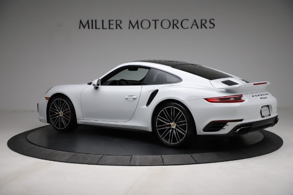 Used 2018 Porsche 911 Turbo for sale $159,990 at Alfa Romeo of Westport in Westport CT 06880 6