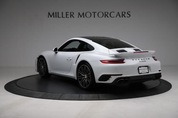 Used 2018 Porsche 911 Turbo for sale $159,990 at Alfa Romeo of Westport in Westport CT 06880 7