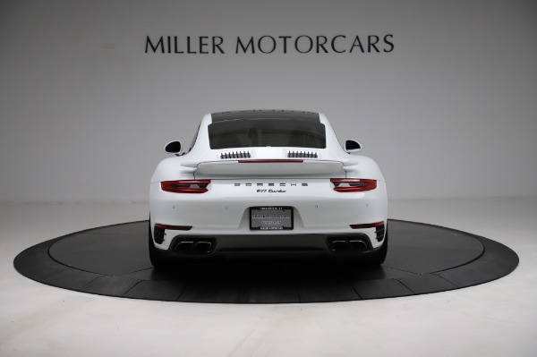 Used 2018 Porsche 911 Turbo for sale $159,990 at Alfa Romeo of Westport in Westport CT 06880 8