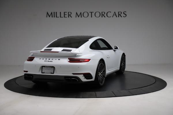 Used 2018 Porsche 911 Turbo for sale $159,990 at Alfa Romeo of Westport in Westport CT 06880 9