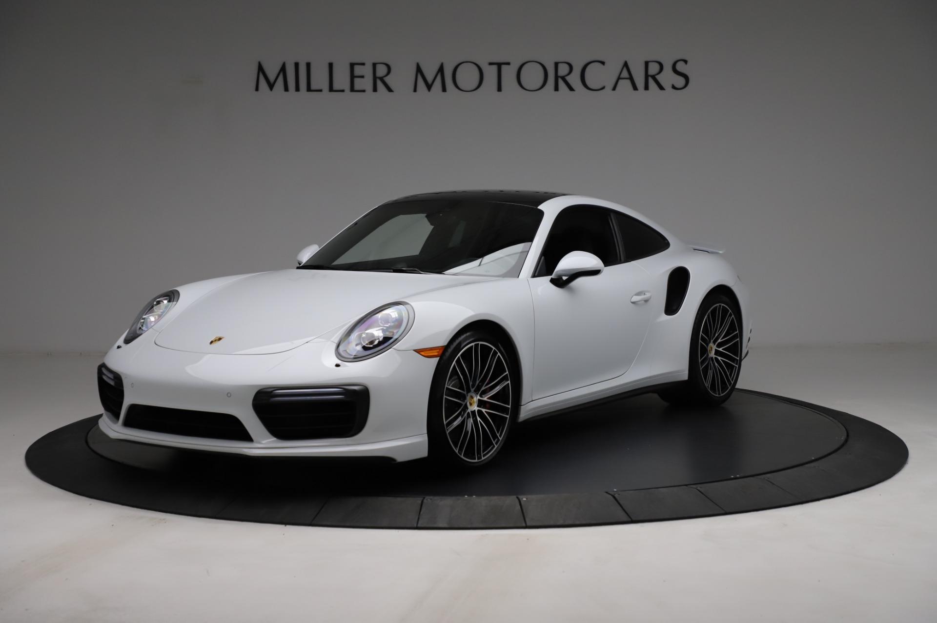 Used 2018 Porsche 911 Turbo for sale $159,990 at Alfa Romeo of Westport in Westport CT 06880 1