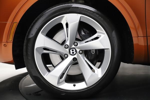 Used 2018 Bentley Bentayga Onyx Edition for sale $149,900 at Alfa Romeo of Westport in Westport CT 06880 15