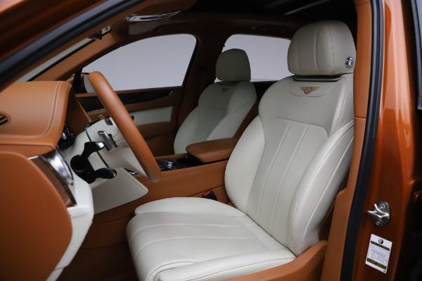 Used 2018 Bentley Bentayga Onyx Edition for sale $149,900 at Alfa Romeo of Westport in Westport CT 06880 19