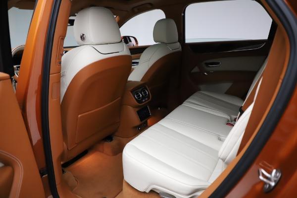 Used 2018 Bentley Bentayga Onyx Edition for sale $149,900 at Alfa Romeo of Westport in Westport CT 06880 21