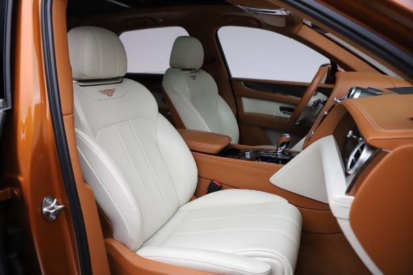 Used 2018 Bentley Bentayga Onyx Edition for sale $149,900 at Alfa Romeo of Westport in Westport CT 06880 27