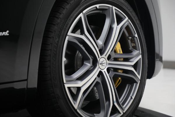 New 2021 Maserati Levante S Q4 GranSport for sale Call for price at Alfa Romeo of Westport in Westport CT 06880 13