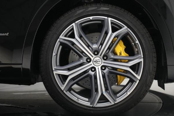 New 2021 Maserati Levante S Q4 GranSport for sale Call for price at Alfa Romeo of Westport in Westport CT 06880 14