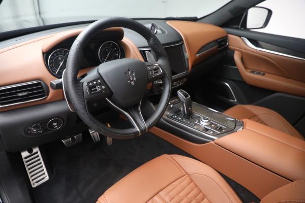 New 2021 Maserati Levante S Q4 GranSport for sale Call for price at Alfa Romeo of Westport in Westport CT 06880 15