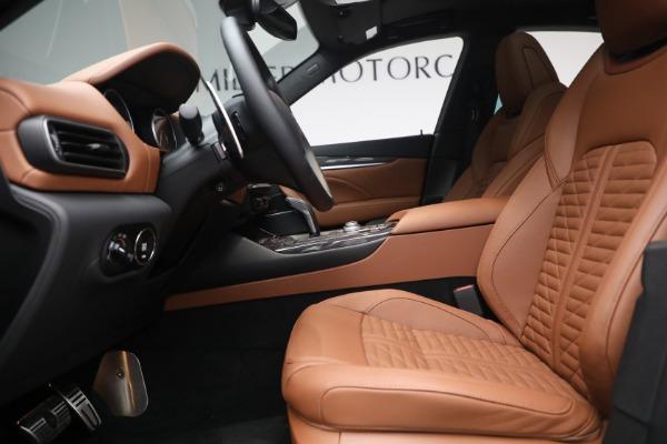 New 2021 Maserati Levante S Q4 GranSport for sale Call for price at Alfa Romeo of Westport in Westport CT 06880 16