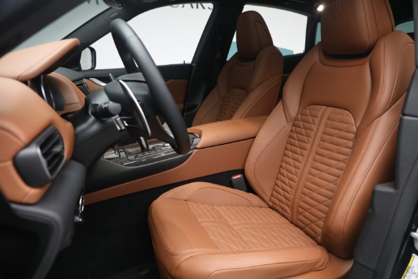 New 2021 Maserati Levante S Q4 GranSport for sale Call for price at Alfa Romeo of Westport in Westport CT 06880 17