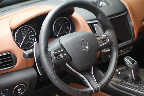 New 2021 Maserati Levante S Q4 GranSport for sale Call for price at Alfa Romeo of Westport in Westport CT 06880 19