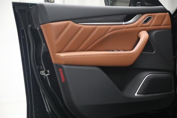 New 2021 Maserati Levante S Q4 GranSport for sale Call for price at Alfa Romeo of Westport in Westport CT 06880 23