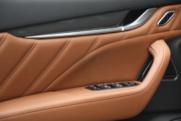 New 2021 Maserati Levante S Q4 GranSport for sale Call for price at Alfa Romeo of Westport in Westport CT 06880 24