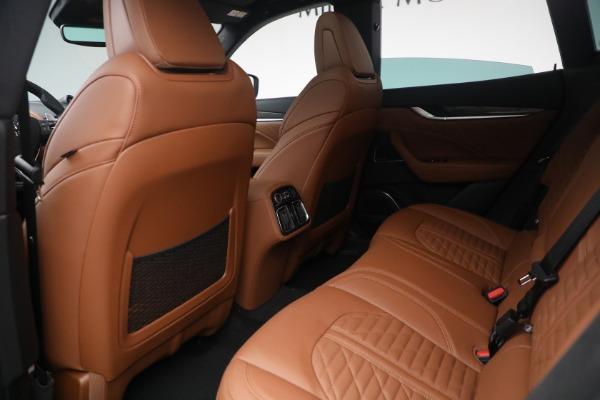 New 2021 Maserati Levante S Q4 GranSport for sale Call for price at Alfa Romeo of Westport in Westport CT 06880 25