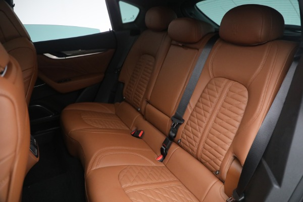 New 2021 Maserati Levante S Q4 GranSport for sale Call for price at Alfa Romeo of Westport in Westport CT 06880 27