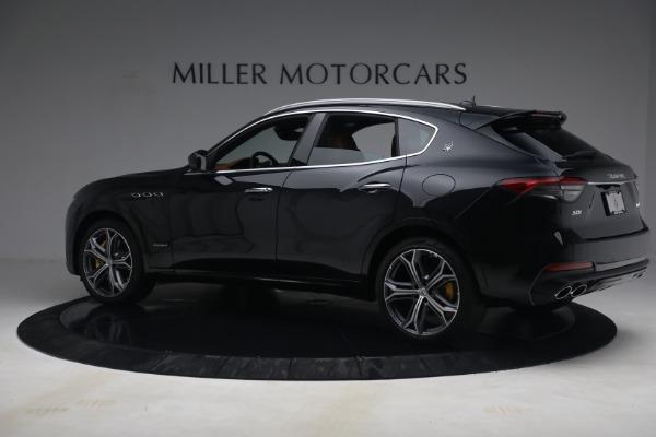 New 2021 Maserati Levante S Q4 GranSport for sale Call for price at Alfa Romeo of Westport in Westport CT 06880 4