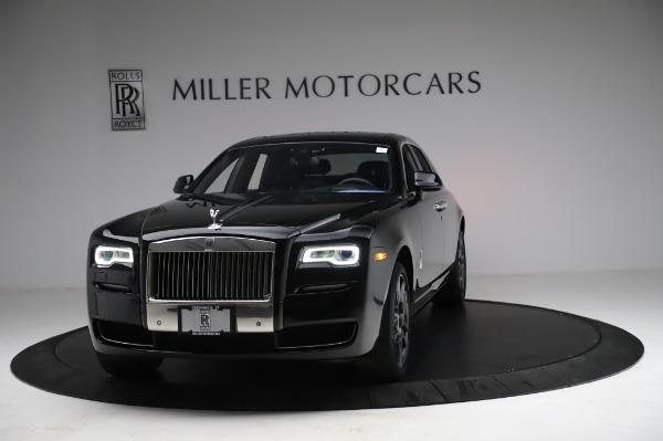 Used 2017 Rolls-Royce Ghost for sale $209,900 at Alfa Romeo of Westport in Westport CT 06880 18