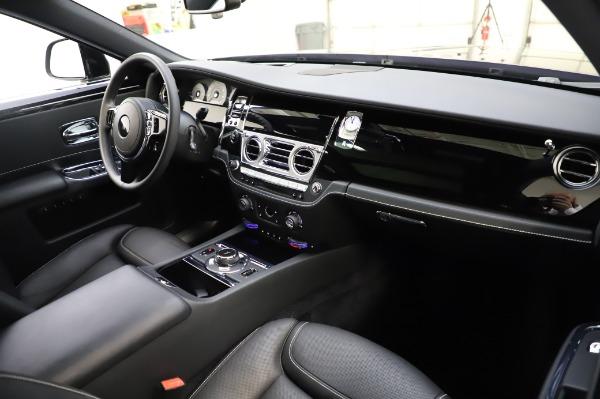 Used 2017 Rolls-Royce Ghost for sale $209,900 at Alfa Romeo of Westport in Westport CT 06880 20