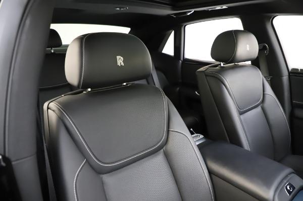 Used 2017 Rolls-Royce Ghost for sale $209,900 at Alfa Romeo of Westport in Westport CT 06880 22