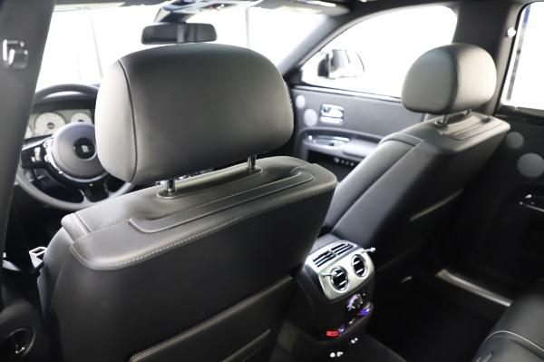 Used 2017 Rolls-Royce Ghost for sale $209,900 at Alfa Romeo of Westport in Westport CT 06880 26
