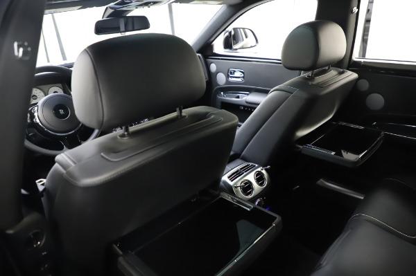 Used 2017 Rolls-Royce Ghost for sale $209,900 at Alfa Romeo of Westport in Westport CT 06880 28