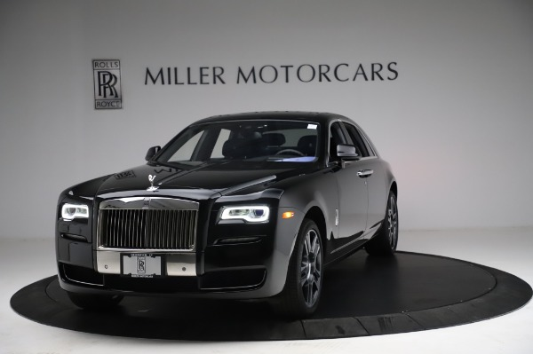Used 2017 Rolls-Royce Ghost for sale $209,900 at Alfa Romeo of Westport in Westport CT 06880 1