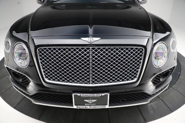 Used 2018 Bentley Bentayga Onyx Edition for sale $146,900 at Alfa Romeo of Westport in Westport CT 06880 13