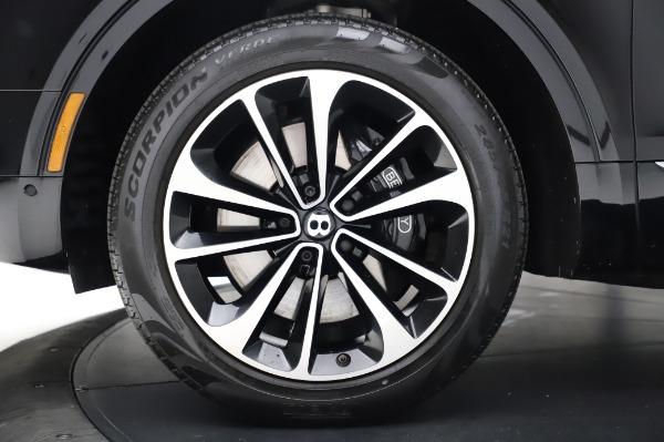 Used 2018 Bentley Bentayga Onyx Edition for sale $146,900 at Alfa Romeo of Westport in Westport CT 06880 15
