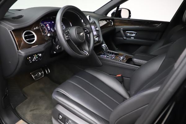 Used 2018 Bentley Bentayga Onyx Edition for sale $146,900 at Alfa Romeo of Westport in Westport CT 06880 17