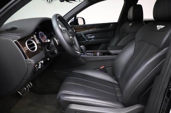 Used 2018 Bentley Bentayga Onyx Edition for sale $146,900 at Alfa Romeo of Westport in Westport CT 06880 18