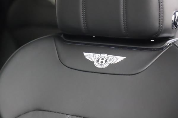 Used 2018 Bentley Bentayga Onyx Edition for sale $146,900 at Alfa Romeo of Westport in Westport CT 06880 20