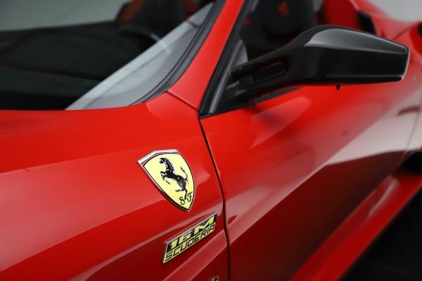 Used 2009 Ferrari 430 Scuderia Spider 16M for sale Call for price at Alfa Romeo of Westport in Westport CT 06880 19