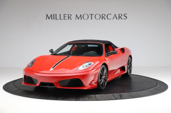 Used 2009 Ferrari 430 Scuderia Spider 16M for sale Call for price at Alfa Romeo of Westport in Westport CT 06880 28