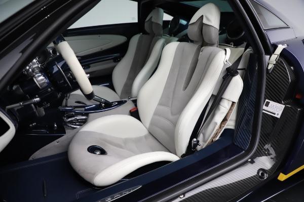 Used 2014 Pagani Huayra for sale Call for price at Alfa Romeo of Westport in Westport CT 06880 15